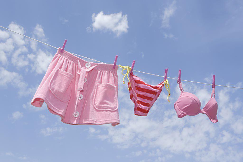 不要再伤害它了,请正确清洗内衣吧!