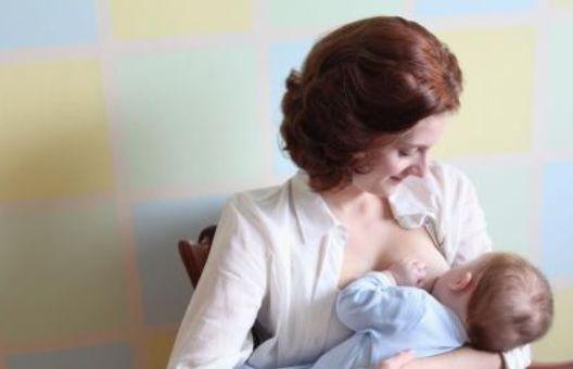女人为什么生完孩子之后就有奶了?其中的原理是什么?