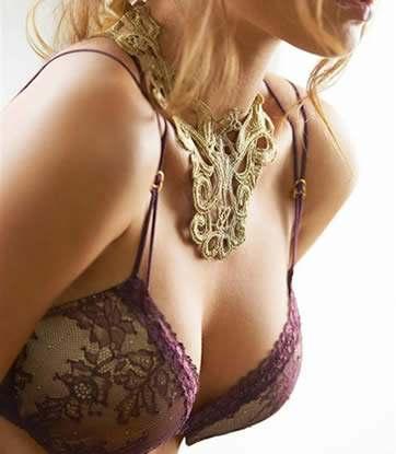 4大美胸兵法 让你的美胸挺起来