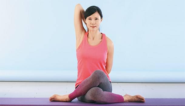 可以扩胸又可以防止乳房下垂的瑜伽体式!