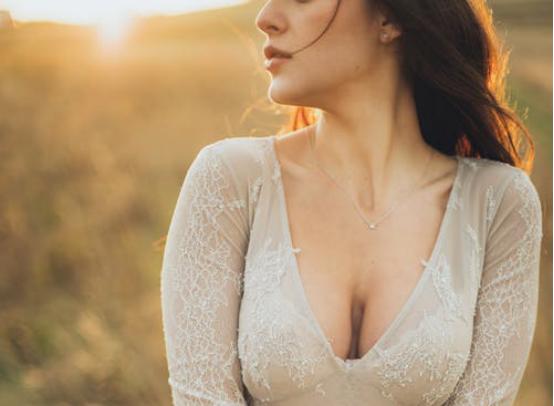 四十岁拥有少女胸,这3个中年女性的丰胸方法你一定要收藏!