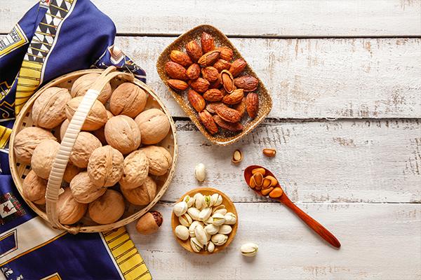5类乳房保养护理的食物
