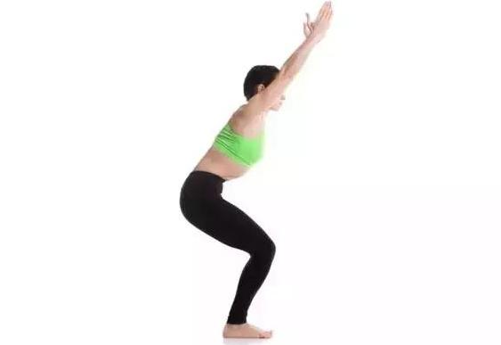 简单易学的瑜伽五式美胸法