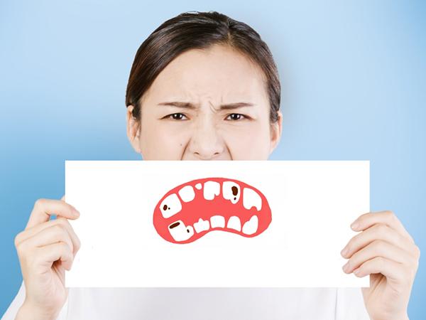 孕妈妈牙齿不好对宝宝有影响吗?