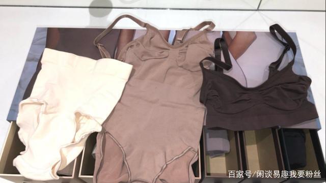 金·卡戴珊的SKIMS塑身内衣新闻发布会