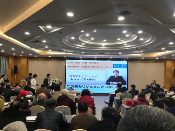 2019年胸部肿瘤学术年会在南京召开