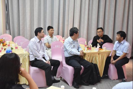 青春筑梦 携手未来 | 中国台湾育成中心与中小企业莅临美胸汇参观交流